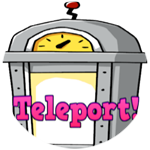 Roblox Get Big Simulator - Shop Item Teleport