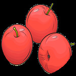 Roblox Hood Duels - Badge (Outdated) Secret Apples