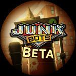 Roblox Junkbots Story - Badge Beta Player!