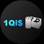 Roblox Money simulator X - Badge 1 Quintillion $ - IMN-89f2
