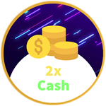 Roblox Museum Tycoon - Shop Item 2x Cash - IMN-3df3