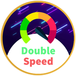 Roblox Museum Tycoon - Shop Item Double Speed - IMN-b728