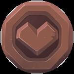 Roblox Ninja Rush - Badge Chocolate Valentine