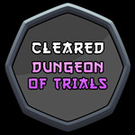 Roblox Ninja Rush - Badge Dungeon of Trials