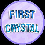 Roblox Paint Simulator - Badge Buy First Pet Crystal - IMN-5f4f
