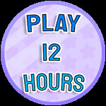 Roblox Paint Simulator - Badge Play for 12 Hours