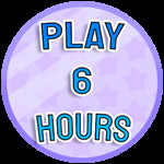 Roblox Paint Simulator - Badge Play for 6 Hours