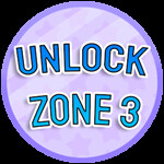 Roblox Paint Simulator - Badge Unlock Zone 3