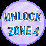 Roblox Paint Simulator - Badge Unlock Zone 4