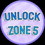 Roblox Paint Simulator - Badge Unlock Zone 5