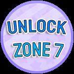 Roblox Paint Simulator - Badge Unlock Zone 7