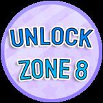 Roblox Paint Simulator - Badge Unlock Zone 8