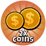 Roblox Saber Master X - Shop Item 2x Coins