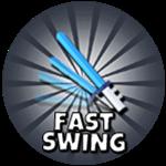 Roblox Saber Master X - Shop Item Fast Swing