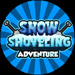 Roblox Snow Shoveling Adventure - Badge Welcome to the game!
