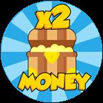 Roblox Snow Shoveling Adventure - Shop Item x2 Money