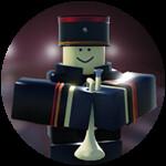 Roblox Tower Blitz - Badge Drum Major