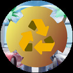 Roblox Vacation Island Tycoon - Badge Legendary Tycooner - IMN-822d