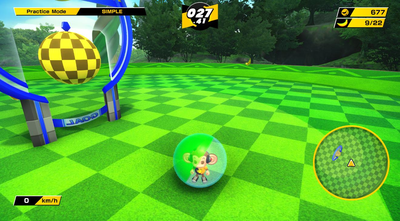 Super Monkey Ball Banana Mania - Game Config Visual Quality Settings - • The Visuals - 282104F