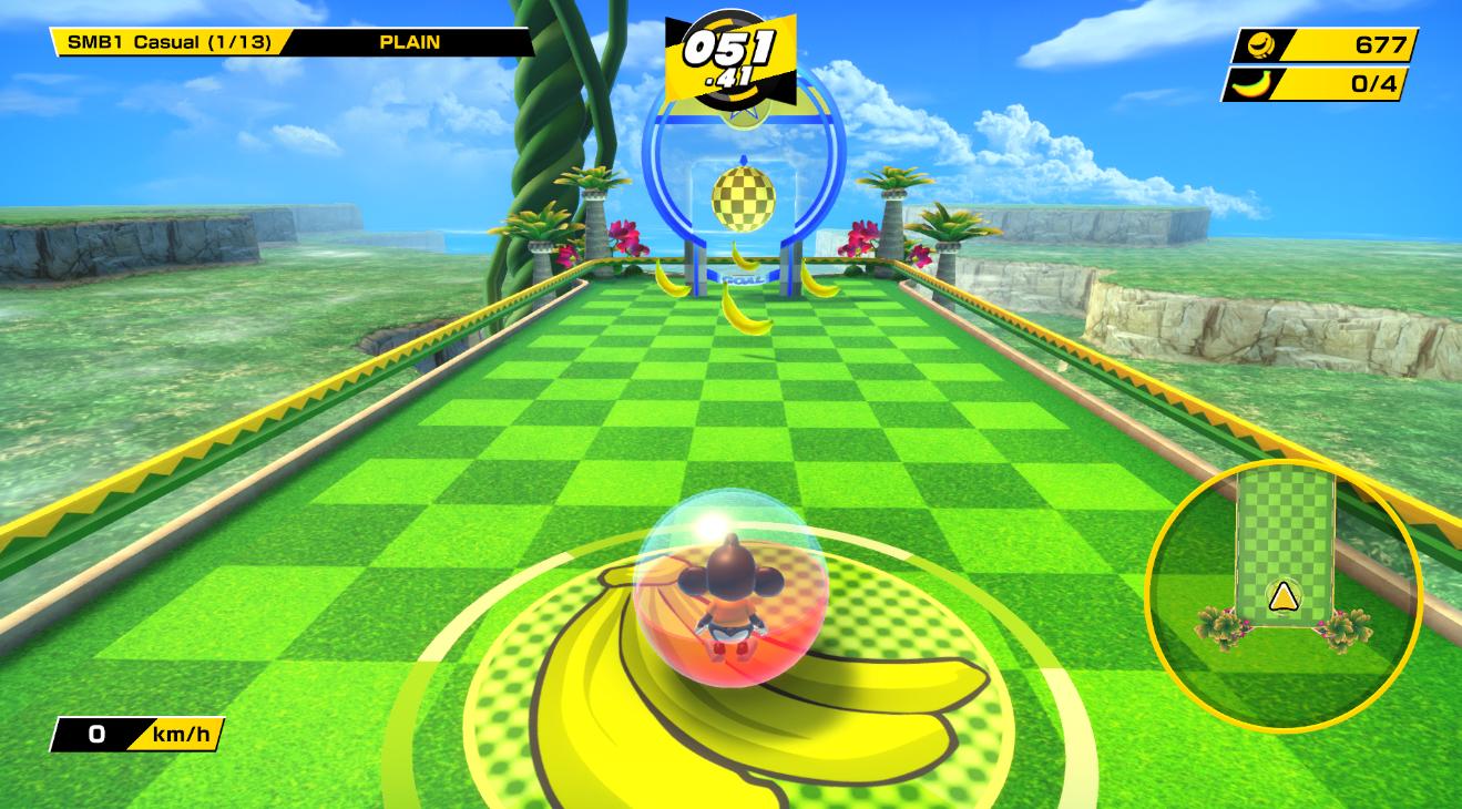 Super Monkey Ball Banana Mania - Game Config Visual Quality Settings - • The Visuals - 32D2E90