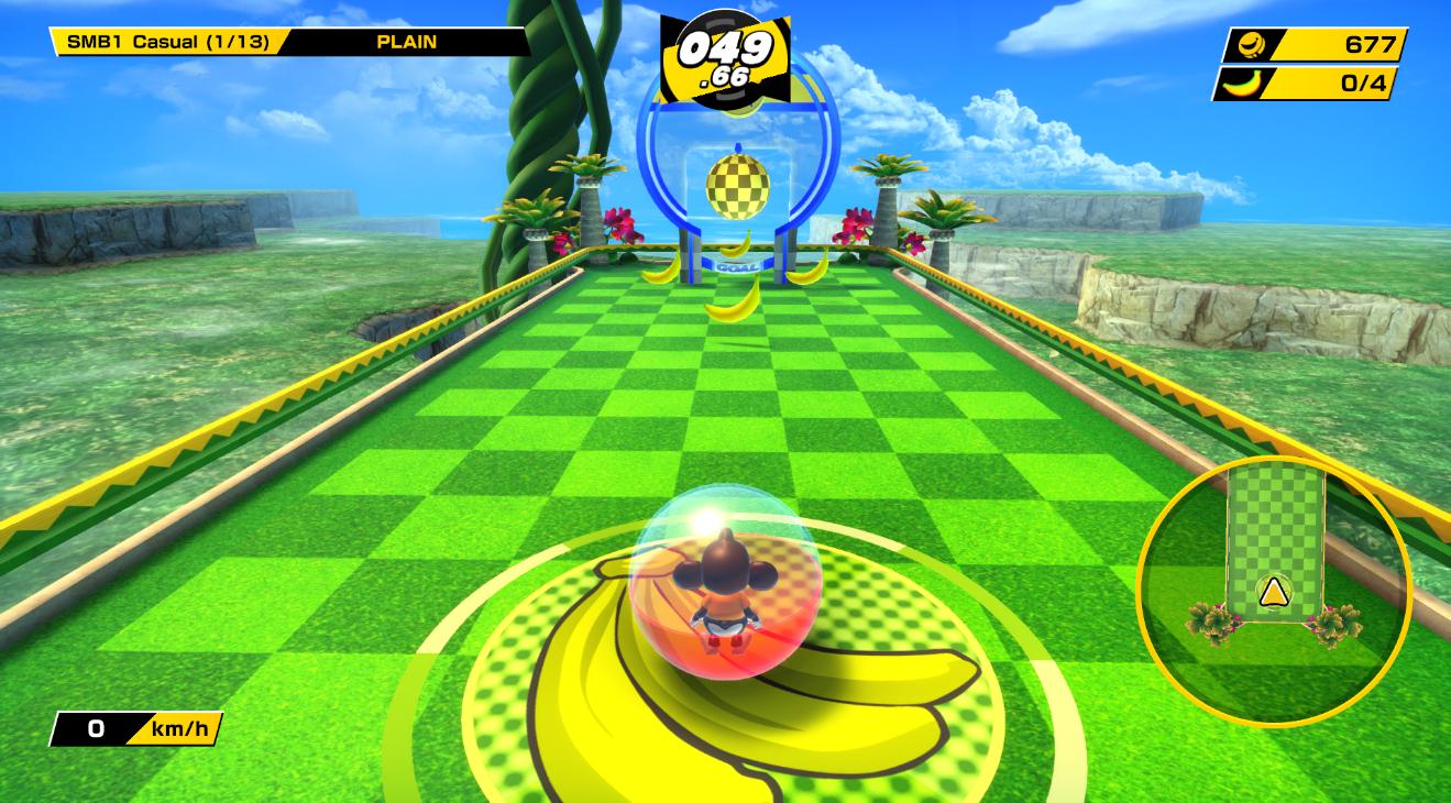 Super Monkey Ball Banana Mania - Game Config Visual Quality Settings - • The Visuals - 405358C