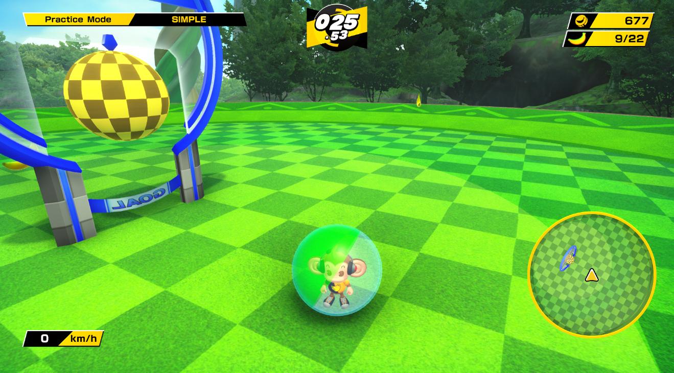 Super Monkey Ball Banana Mania - Game Config Visual Quality Settings - • The Visuals - 5BFD6EF