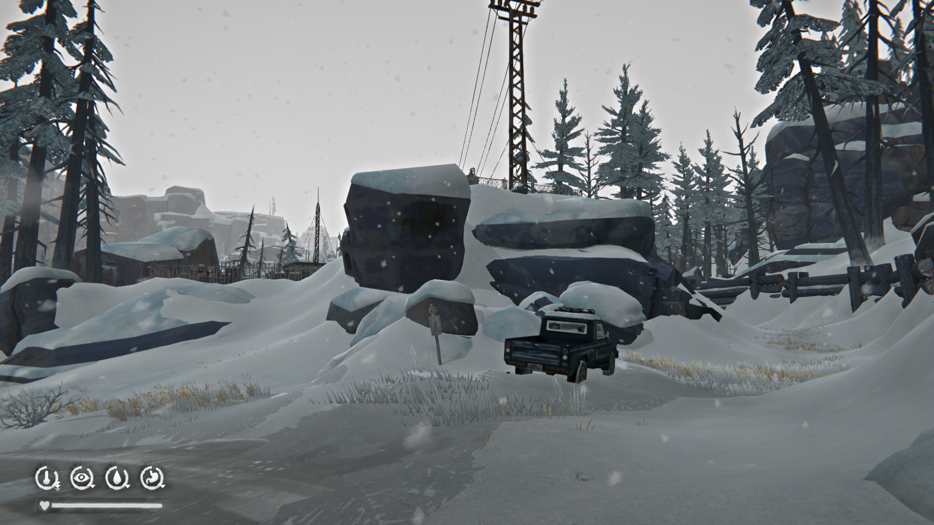 The Long Dark - All Achievements Playthrough & Collectible Items Guide - Blackrock Rumors - B5D7B56