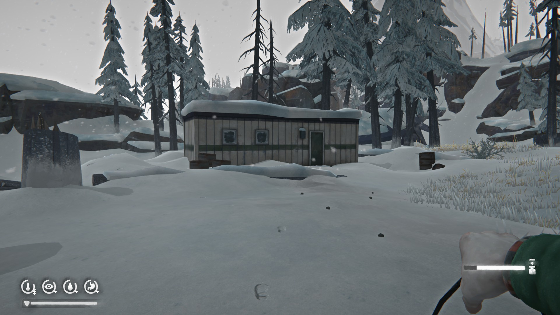 The Long Dark - All Achievements Playthrough & Collectible Items Guide - Bloody Notes - 82BFBCC