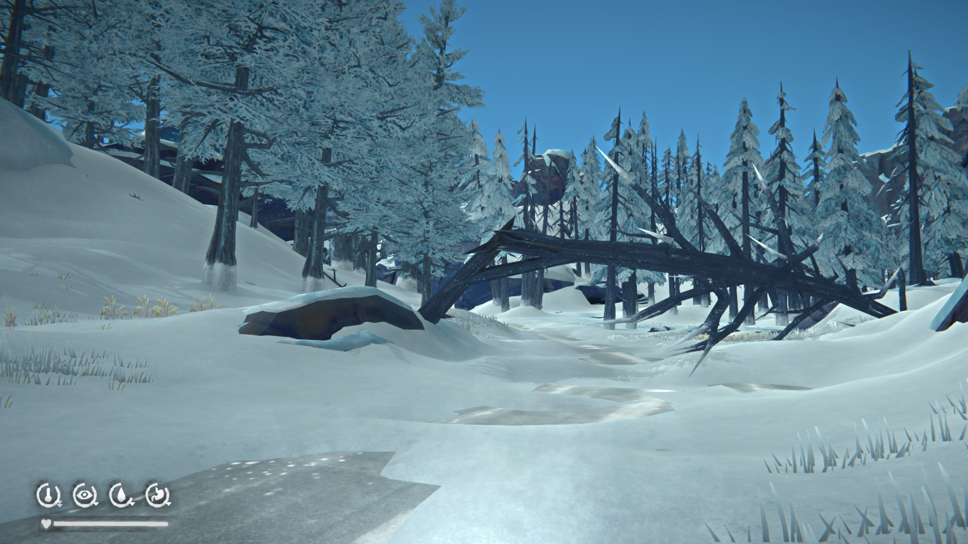 The Long Dark - All Achievements Playthrough & Collectible Items Guide - Convict Caches - 76F5CA2