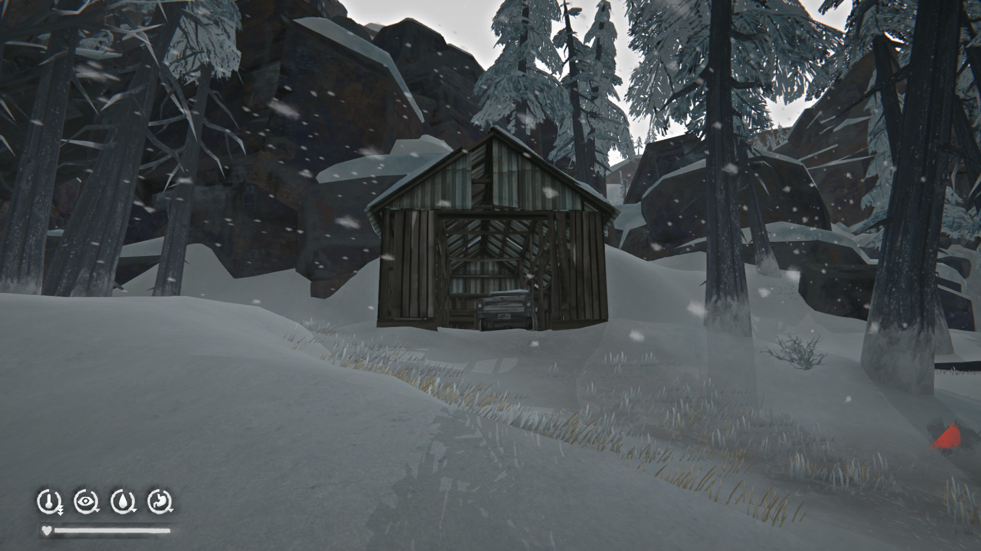 The Long Dark - All Achievements Playthrough & Collectible Items Guide - Locker Keys - 13E3F2D