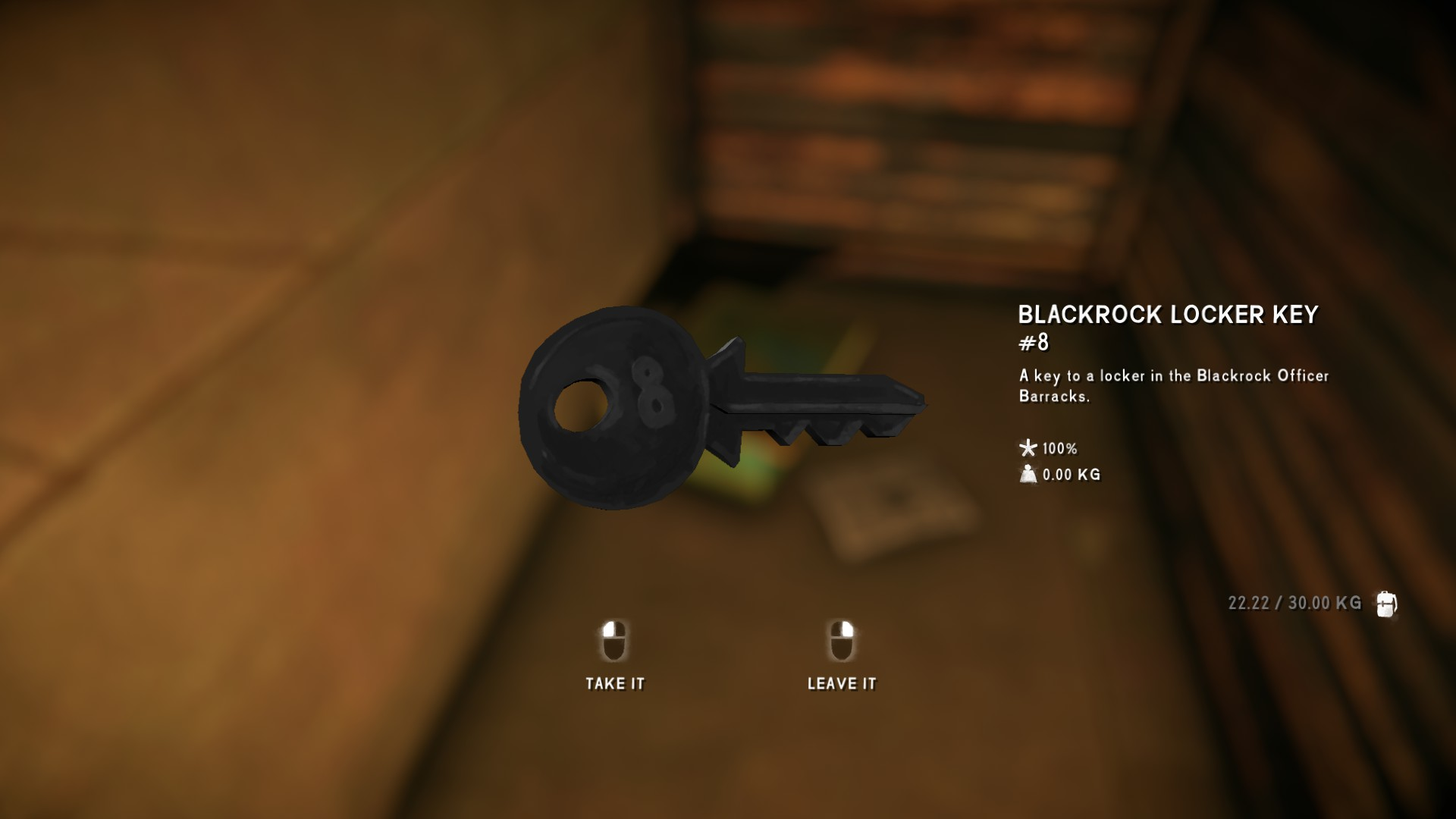 The Long Dark - All Achievements Playthrough & Collectible Items Guide - Locker Keys - 4D2418A