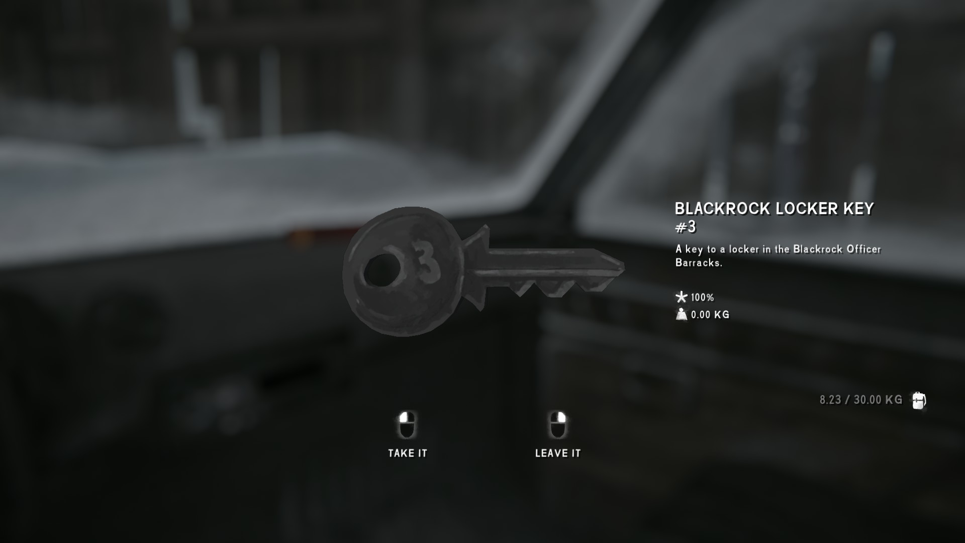 The Long Dark - All Achievements Playthrough & Collectible Items Guide - Locker Keys - 548C682