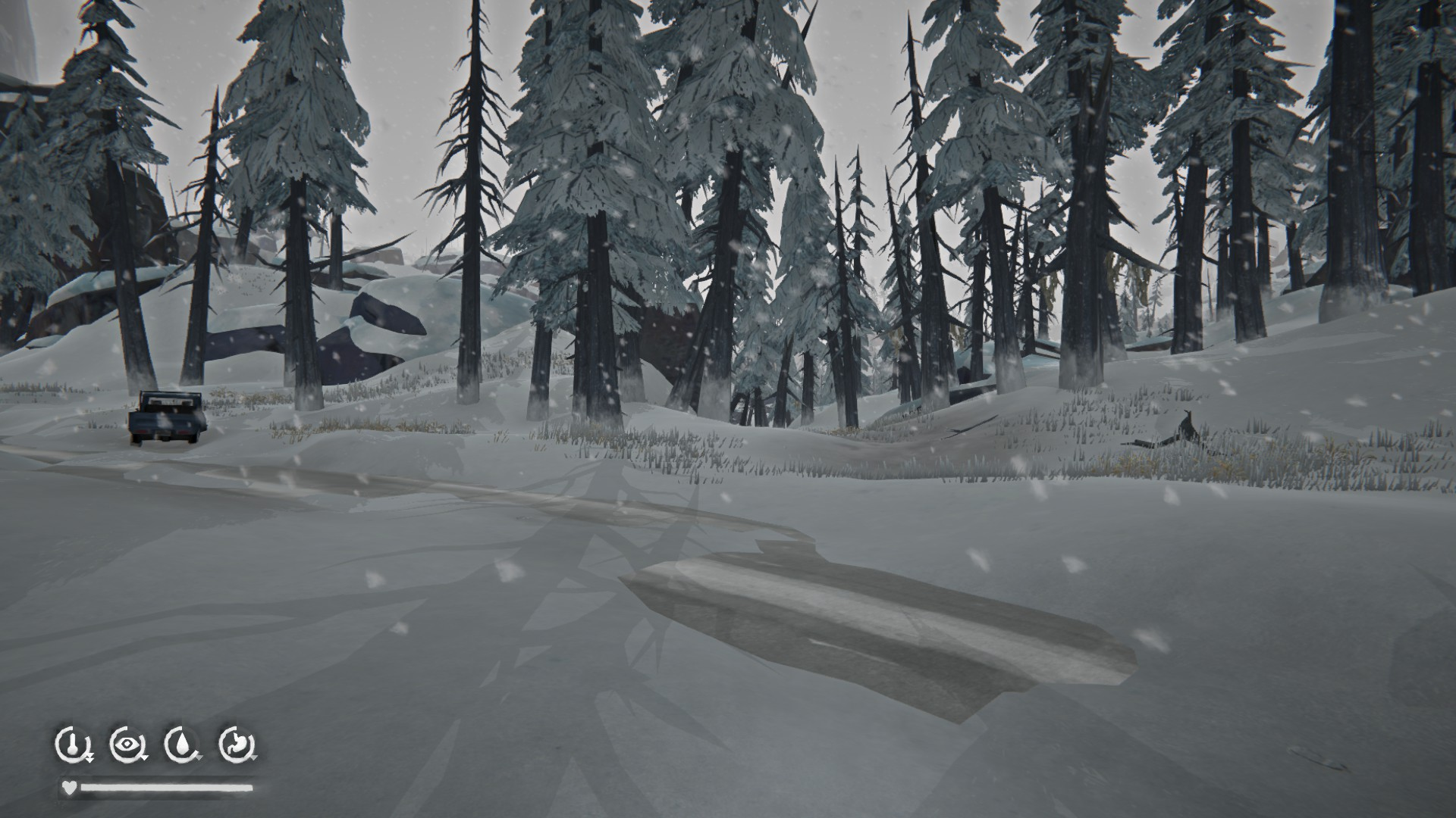 The Long Dark - All Achievements Playthrough & Collectible Items Guide - Missing Power Workers - C1E2A4A