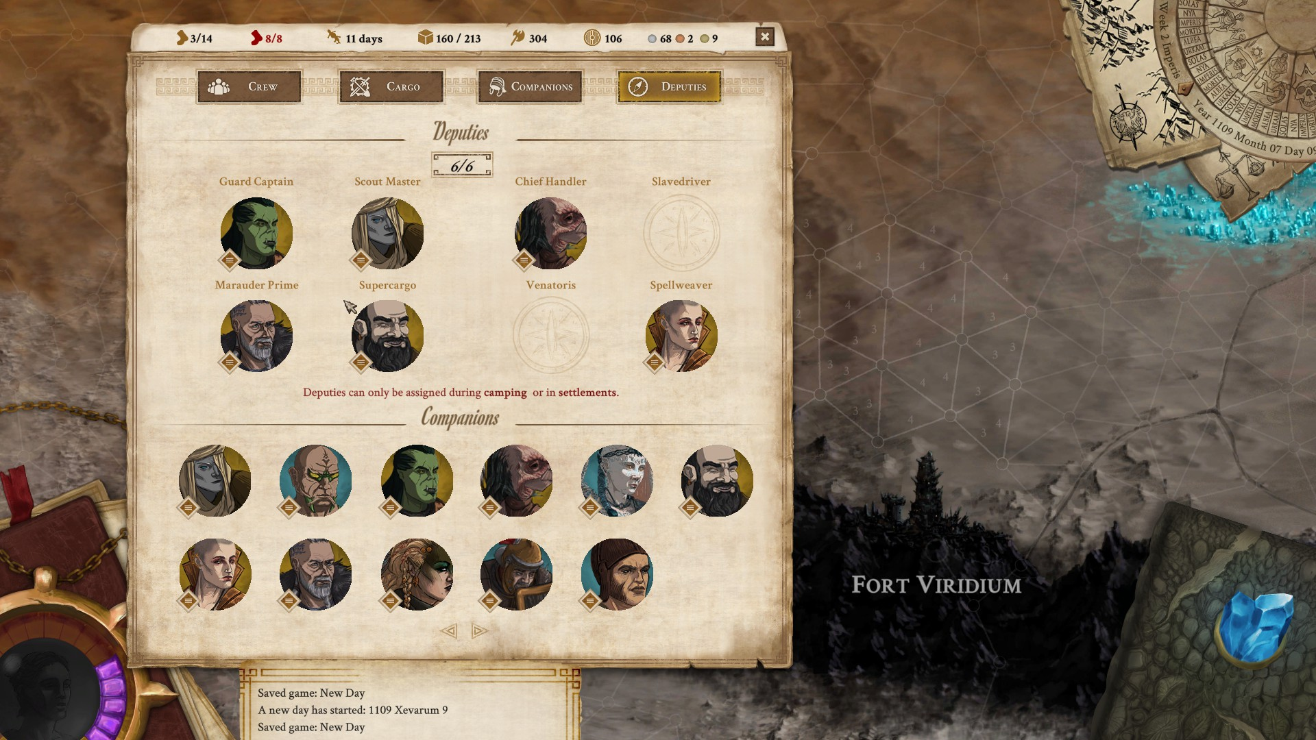 Vagrus - The Riven Realms - All Character & Classes Information - Introduction - 096534C