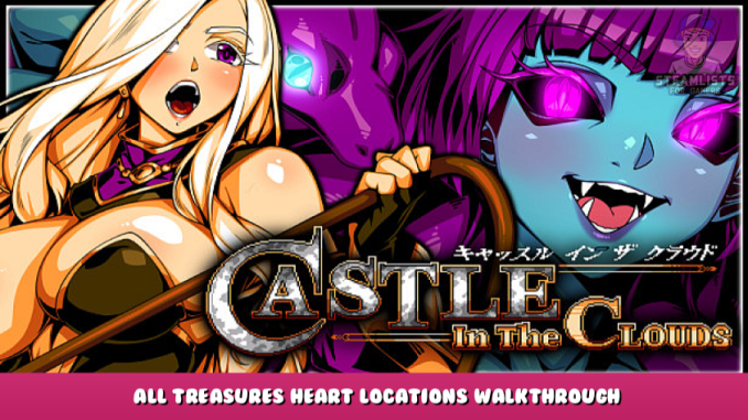 Castle in the Clouds – All Treasures + Heart Locations + Walkthrough 1 - steamlists.com