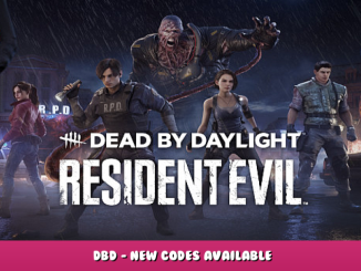 Dead by Daylight – DBD – New CODES Available 1 - steamlists.com