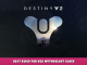 Destiny 2 – Best Build for Vex Mythoclast Class 1 - steamlists.com