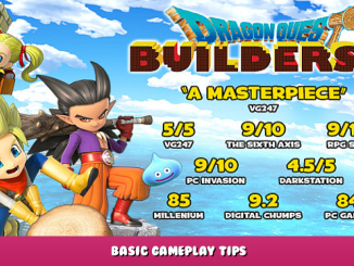 DRAGON QUEST BUILDERS™ 2 – Basic Gameplay Tips 1 - steamlists.com