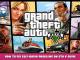 Grand Theft Auto V – How to Fix Self-Radio Problems on GTA V Guide 1 - steamlists.com
