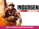 Insurgency: Sandstorm – How to Separate Partition for Mods 1 - steamlists.com