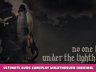 No one lives under the lighthouse – Ultimate Guide + Gameplay Walkthrough (Original Version) 1 - steamlists.com