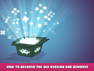 RetroArch – How to Recover the Old Version and Removed Features 1 - steamlists.com