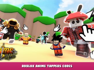 Roblox – Anime Tappers Codes (October 2021) 1 - steamlists.com