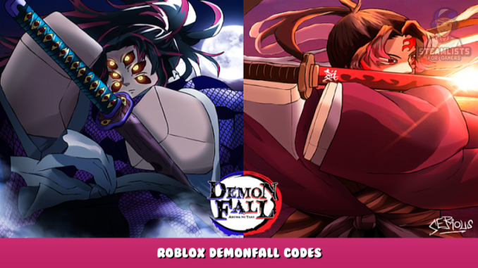 Roblox – DemonFall Codes – Free Points Reset and Potion Wipe (October 2021) 20 - steamlists.com