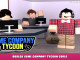 Roblox – Game Company Tycoon Codes – Free Pets, Gems and Rebirths (October 2021) 17 - steamlists.com