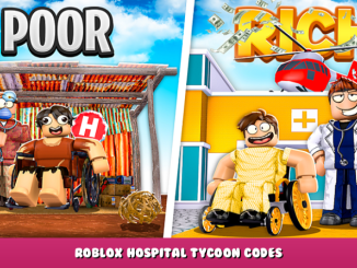 Roblox – Hospital Tycoon Codes (October 2021) 1 - steamlists.com