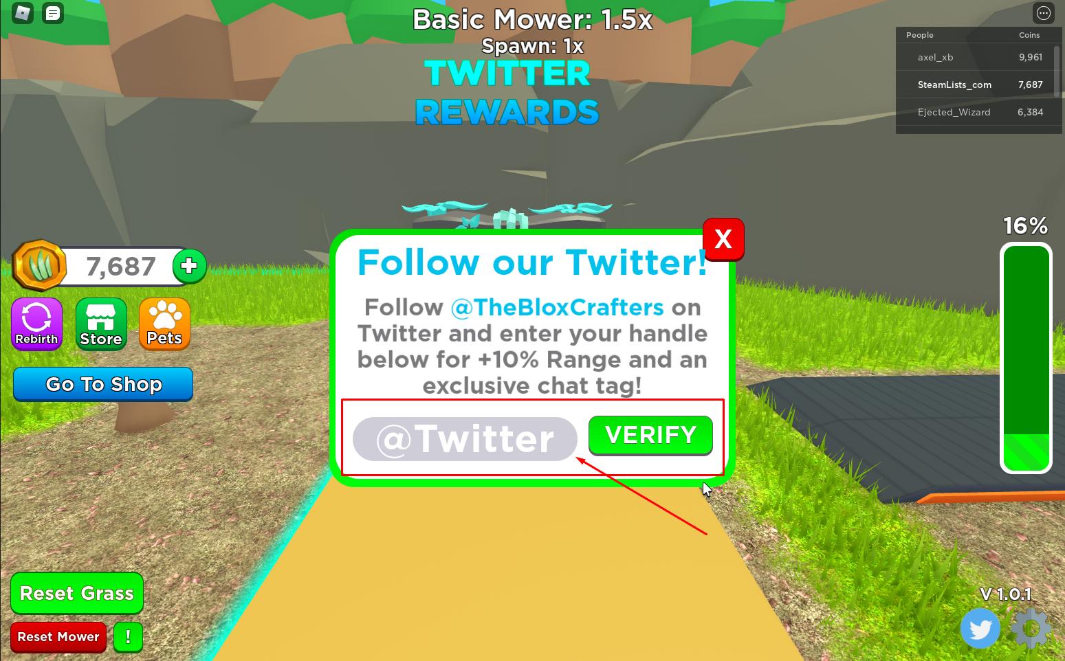 Roblox Lawn Mower Simulator Codes