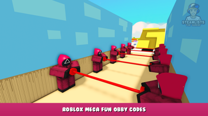 Roblox – Mega Fun Obby Codes – Free Skips and Pets (October 2021) 114 - steamlists.com