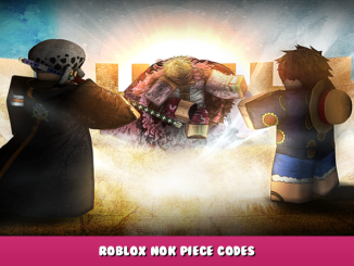 Roblox – Nok Piece Codes – Free Beli and Stat Reset (October 2021) 7 - steamlists.com