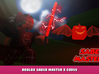 Roblox – Saber Master X Codes – Free Pets and Gems (October 2021) 31 - steamlists.com